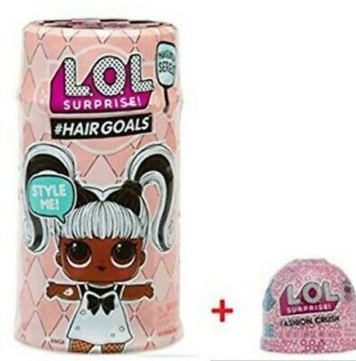 LOL Surprise Doll Hairgoals Official MGA Entertainment & lol Fashion Crush New