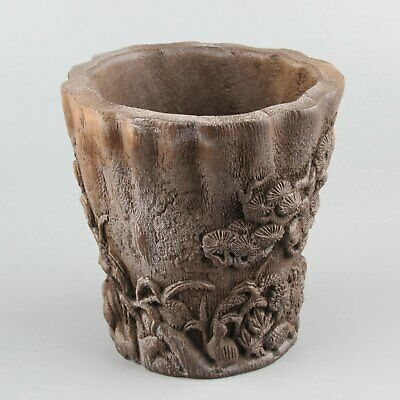 Chinese Exquisite Handmade bamboo cup