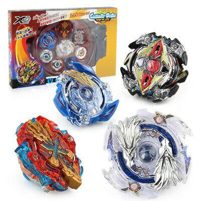 Bayblade Beyblade Burst 4D Kit With Launcher Arena Metal Fight Battle Kids Gift
