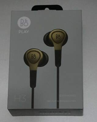 BO Play H3 (2nd generation) Champagne by Bang & Olufsen - unbenutzt in OVP (5)