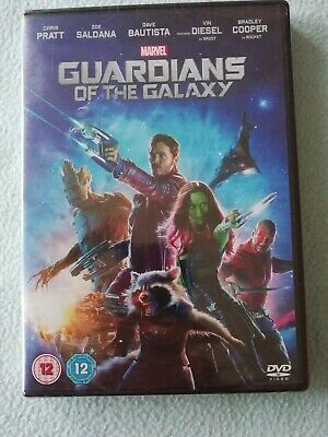 Guardians Of The Galaxy (DVD) New & Sealed