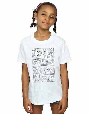 Looney Tunes Girls Bugs Bunny Construction T-Shirt