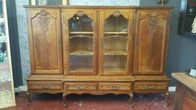 Louis XV style French cabinet