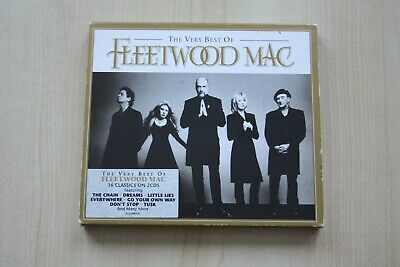 FLEETWOOD MAC THE VERY BEST OF 2CD SET (Greatest Hits) (2009)