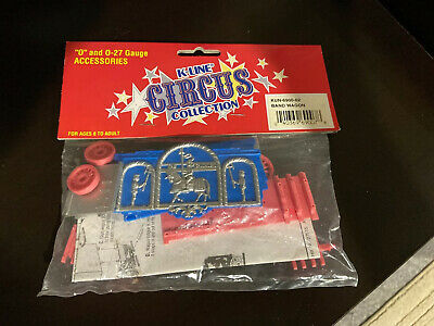 O Scale K-Line Circus Kit Of A Band Wagon Brand New Sealed 👀👀🔥🔥