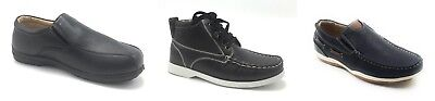 New Boys Kids Boat Deck Loafer Casual Slip-On Shoes Sz 4-7