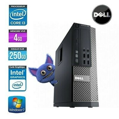 Dell Optiplex 790 Usff Core I3 2120