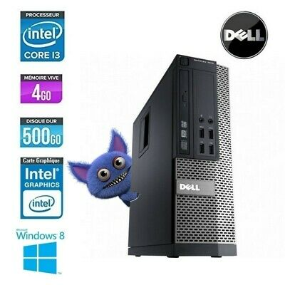 Dell Optiplex 7020 Sff Core I3 4160