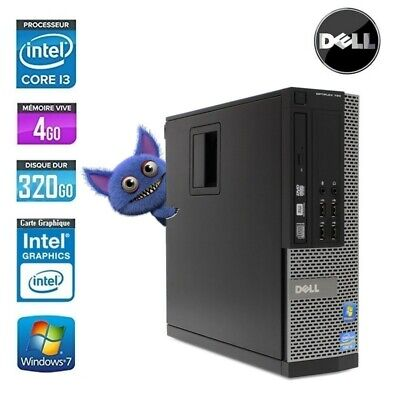 Dell Optiplex 790 I3 Sff Core I3 2100