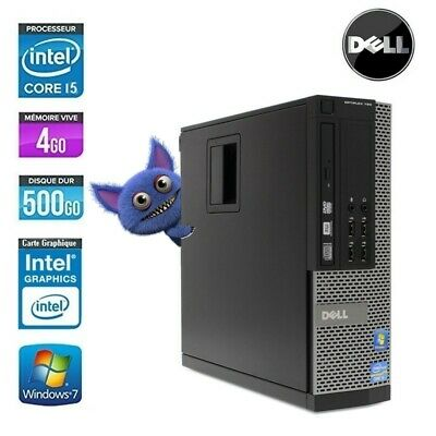 Dell Optiplex 790Sff Core I5 2400