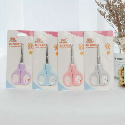 Baby nail clippers safety cutter care toddler infant scissors manicure PP MDS