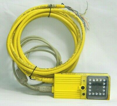 Cognex Checker 807-0004-5 Rev. F Machine Vision Sensor