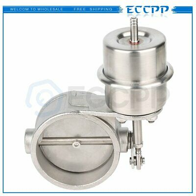 Vacuum Activated Exhaust Cutout 2.5/'/' 63MM CLOSE without Wireless Controller