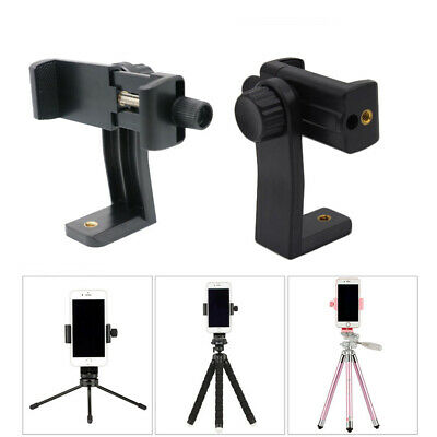 360°Rotating Universal Phone Holde Tripod Adapter For 2.3inch to 3.3inch Phone