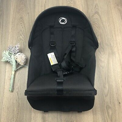 Bugaboo Cameleon 3 Seat Fabric Black With Zip Off Part