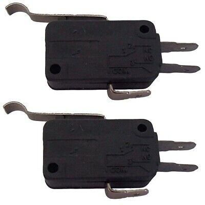2 Forward Reverse 3 Prong Micro Switches For Club Car DS Prec Gas Elect