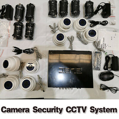 CCTV Wireless Home Security Camera Systems Set Outdoor IP 1080P DVR HD BIG SALE