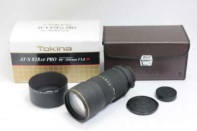 Tokina AT-X 80-200mm F/2.8 SD AF Zoom Lens For Nikon from Japan 2438