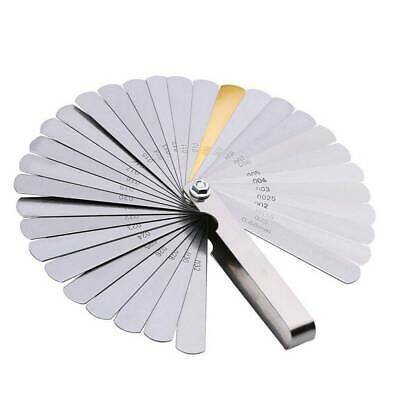 32 sheet feeler gauge valve gauge feeler gauge 0.04-0.88 mm gap distance gauge