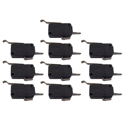 1014808 10 Micro Switches 2 Prong For Club Car DS Precedent Golf Cart Gas Elect