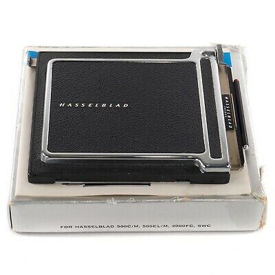 Hasselblad Sheet Film Adapter & Holder for 500C/M 501CM 503CW SWC/M 503CX 553ELX