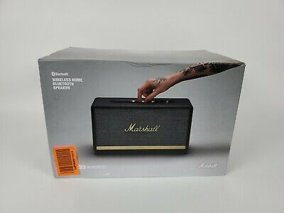 Marshall - Stanmore II Wireless Speaker (Each) - Black New Open box