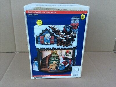 Accents Unlimited Wee Crafts UP ON THE ROOFTOP 21781 SEALED NEW