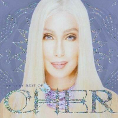 Cher - The Very Best Of Cher..NEW SEALED 2  DISC SET TRACKS PIC 2.SENT 1ST CLASS