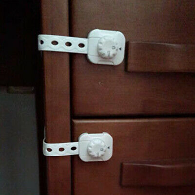 Drawer Lock Child Safety Anti-clip Refrigerator Cabinet Baby Security Protection