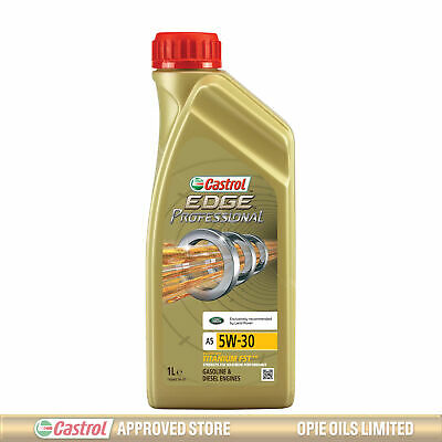 Castrol EDGE Professional A5 5W-30 5W30 (Land Rover) Engine Oil - 1 Litre 1L