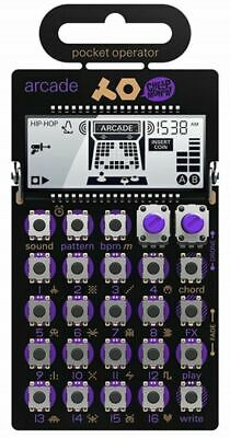 Teenage Engineering Pocket Operator PO-20 TE010AS020A Small Real Synthesizer