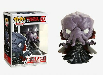 Funko Pop Games: Dungeons & Dragons® - Mind Flayer Vinyl Figure #45114