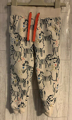 Girls Age 2-3 Years - M&S Zebras Jogging Bottoms