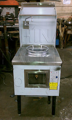 1 Hole 1 Burner Chinese Wok Range NSF & CSA NEW IN-STOCK Contact Us For Details!