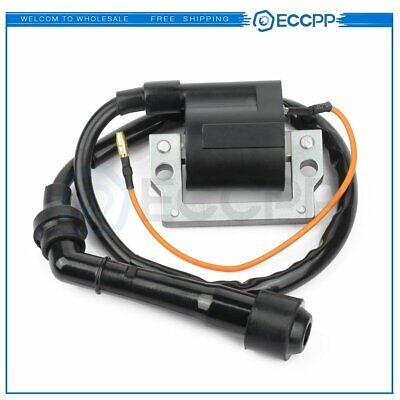 IGNITION COIL FITS BOMBARDIER CAN AM MINI DS 50 90 2002-2006 Quest 50 2003 TAO