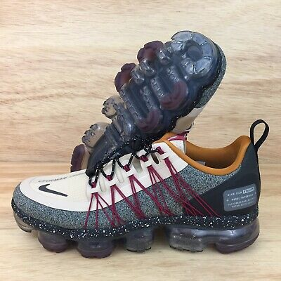"Nike Air VaporMax Run Utility ""Desert One"" Mens Sz 7.5 Running Shoes New"