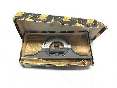 Brown and Sharpe Protractor Head 599-9438-3109-1