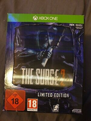 The Surge 2 Limited Edition (xBox One)