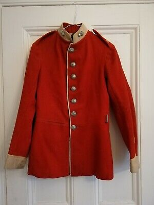 Original Other Ranks 3rd LD London Red Tunic 1882-1908