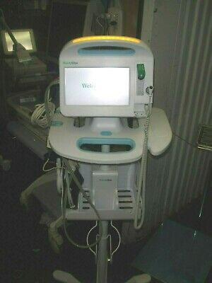 Welch Allyn Connex 6000 Series Ref: 64Mtxx Touch Screen Monitor With Stand