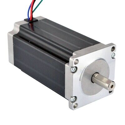 High Torque Nema 23 CNC STEPPER MOTOR 114 mm 425Oz.In/3Nm CNC Milling Lathe N6M9
