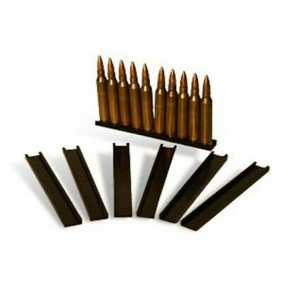 Thermold Stripper Clips 10 Round 5.56/.223 Caliber Three Packs of 10 Clips