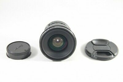 Excellent Canon New FD 20mm f/2.8 f 2.8 MF Wide Angle NFD Lens from Japan *553