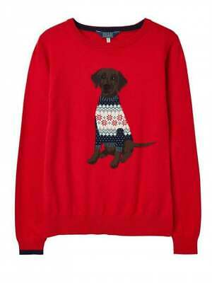 Gold Terrier RRP £59.95 Our Price £39.95 Joules Miranda Crew Neck Jumper