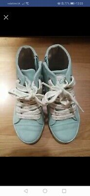 Next Girls Trainers Size 9
