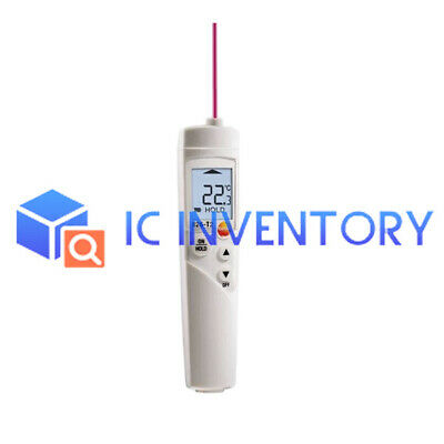 NEW Infrared Thermometer With Laser Marking 6:1 Optics / Food Testo 826-T2