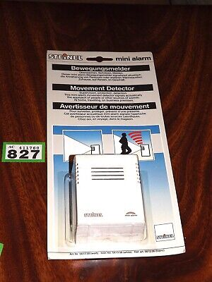 STEINEL - Infra-red MOVEMENT MOTION DETECTOR MINI ALARM - new German made travel