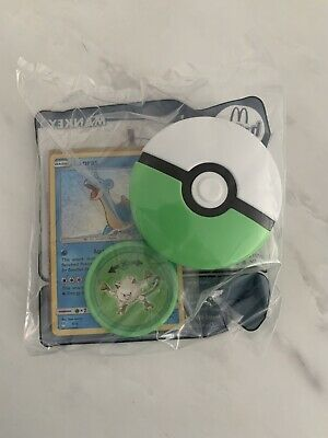 McDonald's Happy Meal Toys Pokemon 2019 Mankey NEW