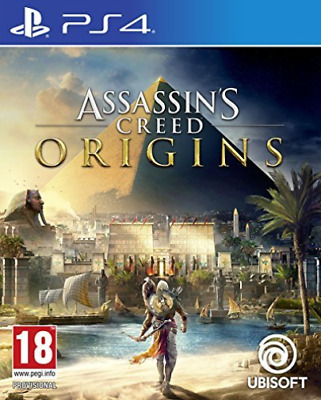 Assassin`s Creed Origins PS4 Game GAME NEW