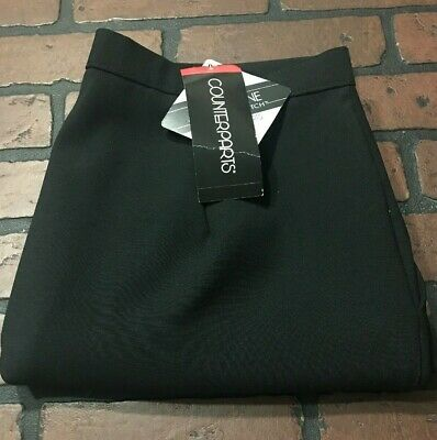 Counterparts Black Streamline Stretch Pants Women's Size 18